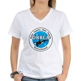 Orrca Womens V-Neck T-shirts