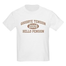 Hello Pension 2009 T-Shirt