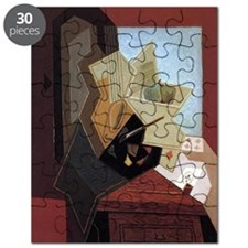 Painters Window by Juan Gris Puzzle