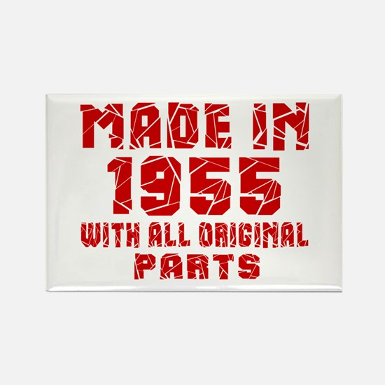 Made In 1951 With All Original Pa Rectangle Magnet