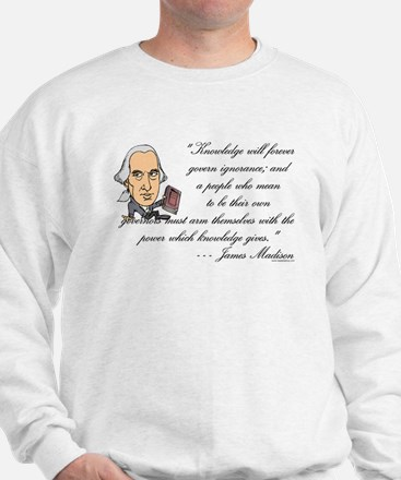 Madison on Knowledge<br> Sweatshirt