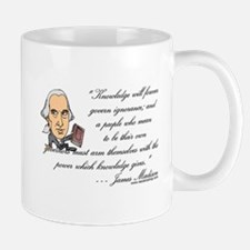 Madison on Knowledge<br> Mug