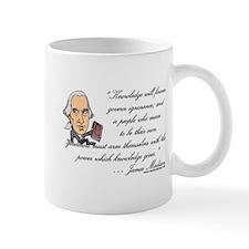 Madison on Knowledge<br> Mug
