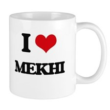 I Love Mekhi Mugs