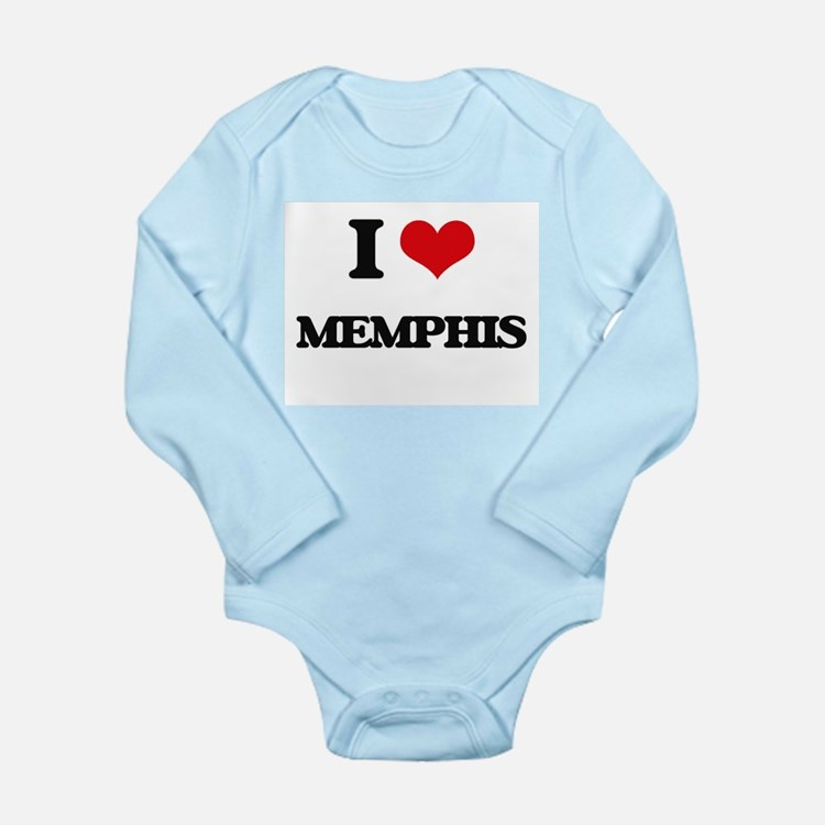 I Love Memphis Body Suit
