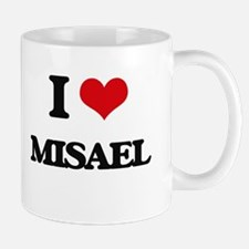 I Love Misael Mugs