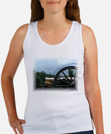 5th Annual Feast of St. Barbara Women's Tank Top