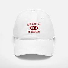 1954: Property of Retirement Baseball Baseball Cap