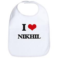 I Love Nikhil Bib