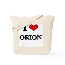 I Love Orion Tote Bag
