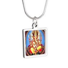 Ganesh / Ganesha Indian Elephant Hindu D Necklaces