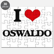 I Love Oswaldo Puzzle