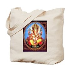 Ganesh / Ganesha Indian Elephant Hindu De Tote Bag