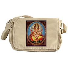 Ganesh / Ganesha Indian Elephant Hin Messenger Bag