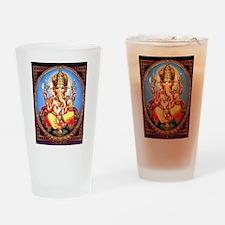 Ganesh / Ganesha Indian Elephant Hi Drinking Glass