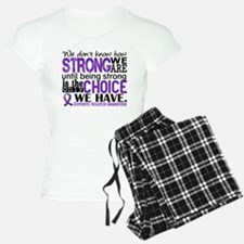 Domestic Violence HowStrong pajamas