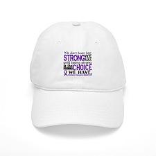 Domestic Violence HowStrongWeAre Baseball Cap