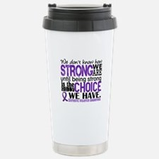 Domestic Violence HowSt Stainless Steel Travel Mug