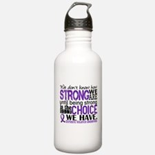Domestic Violence HowS Water Bottle