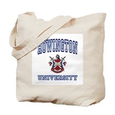 HOWINGTON University Tote Bag