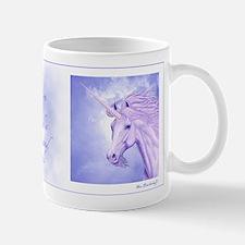 Unicorn & Sky ~ Small Mug