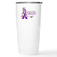 Domestic Violence Survi Travel Mug