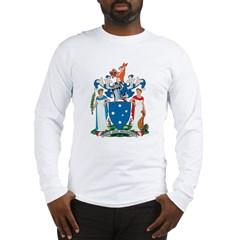 Victoria Coat of Arms Long Sleeve T-Shirt
