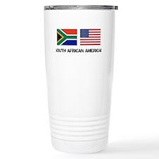 Cute South africa flag Travel Mug