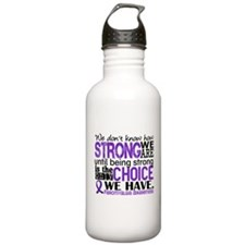 Fibromyalgia HowStrong Water Bottle