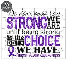 Fibromyalgia HowStrongWeAre Puzzle