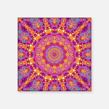 Trippy Hippy | v6 Geometric Mandala Sticker