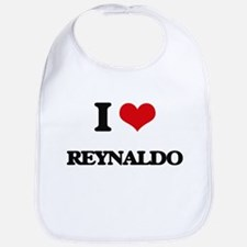 I Love Reynaldo Bib