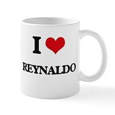 I Love Reynaldo Mugs