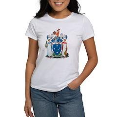 Victoria Coat of Arms Women's T-Shirt