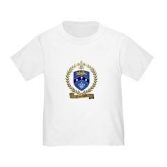 COURVILLE Family Crest T