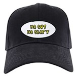 No Gut No Glory Beer Black Cap