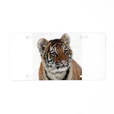 Tiger_2015_0113 Aluminum License Plate