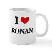 I Love Ronan Mugs