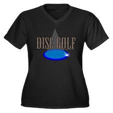coming at ya disc Plus Size T-Shirt