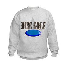 coming at ya disc Sweatshirt