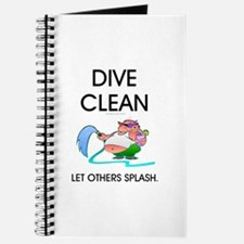 TOP Dive Clean Journal