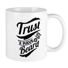 Trust me i have a BEARD Mugs