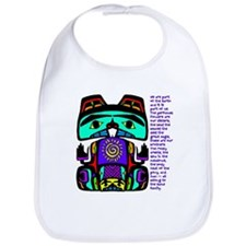 Native American Family Bib
