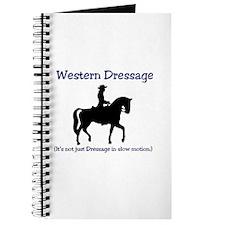 Western Dressage - It's not just Dressage Journal