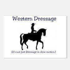 Western Dressage - It's n Postcards (Package of 8)