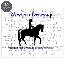 Western Dressage - It's not just Dressage i Puzzle