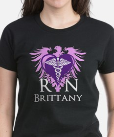 Personalized RN Crest Tee
