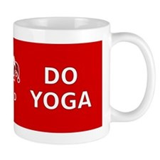 Have Fun Do Yoga Mug