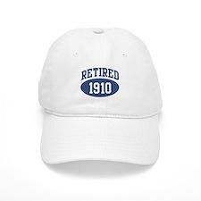 Retired 1910 (blue) Baseball Cap