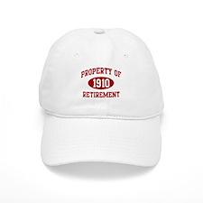 1910: Property of Retirement Baseball Cap